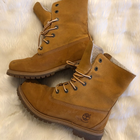 15857d8474d87 Timberland Shoes | Teddy Womens Boots In Wheat | Poshmark